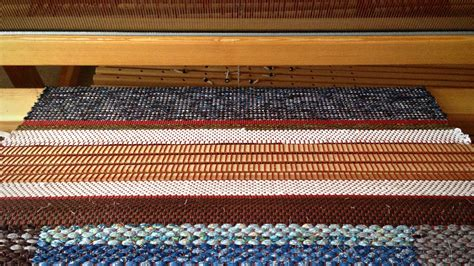 Weaving Rugs Without A Loom Tools Day Warping Slat Spacers Warped For Good