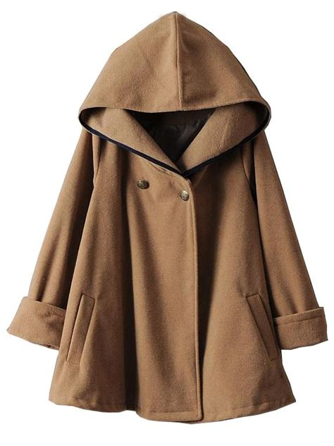 camel swing coats for ladies camel hooded swing coat class and sophistication