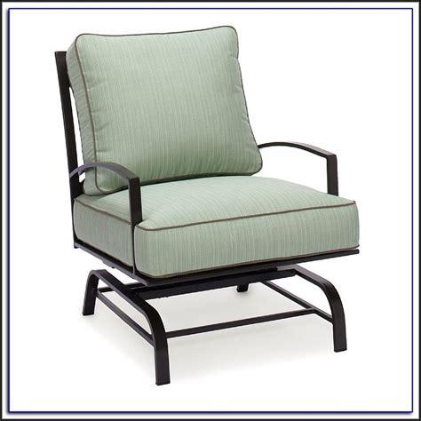 Wicker Glider Patio Chairs Patios Home Decorating Wicker Glider Patio Furniture