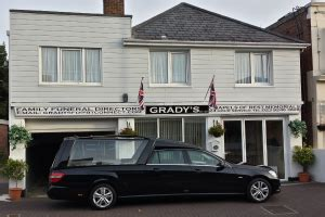 why grady s funeral directors chose superior uk as funeral