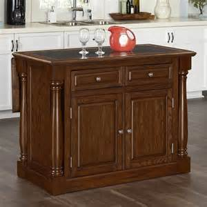 oak kitchen island with granite top kitchen island with granite top in oak 5006 945