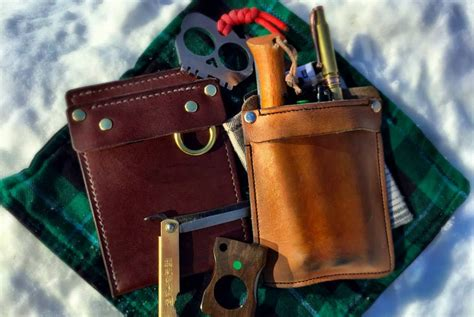 Handmade Leather Goods - happy entreprenewyear burnt handmade custom