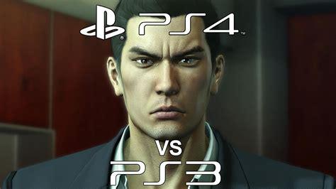 Bd Ps4 Yakuza yakuza zero ps4 vs ps3 screenshot comparison 1080p vs