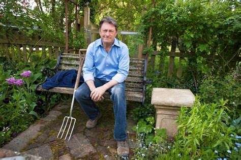 Backyard Tv Show by Alan Titchmarsh Steps As Chelsea Flower Show Host