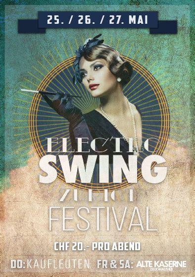 electro swing festival events alte kaserne z 252 rich