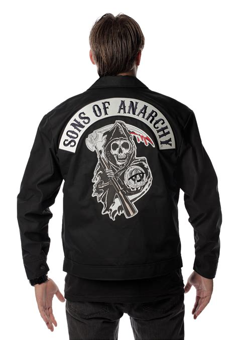 sons of anarchy l sons of anarchy mechanic jacket