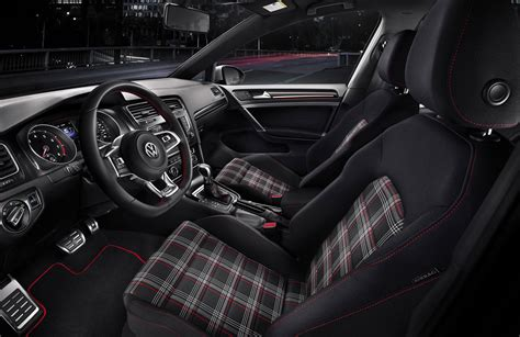Gti Plaid Interior by What Does A Modern Trad Car Look Like