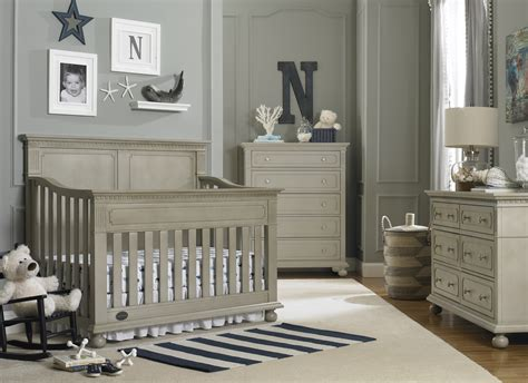 Grey Crib Nursery by Giveaway Crib Dresser From Dolce Babi Project Nursery