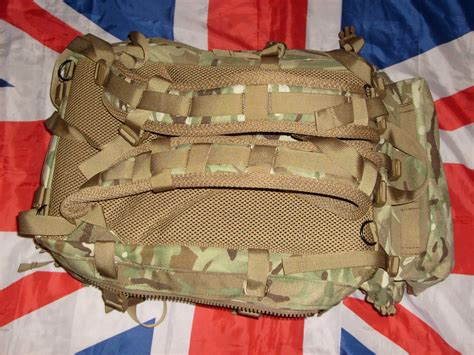 british army issue mtp daysack british army issue mtp