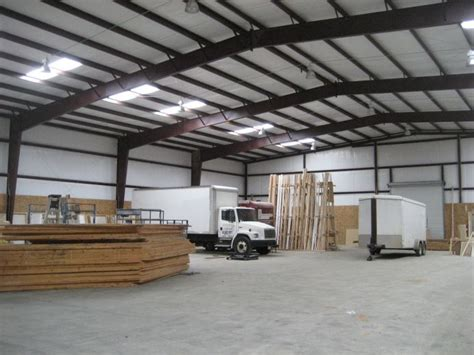 building a woodworking shop 17 best images about commercial metal structures on