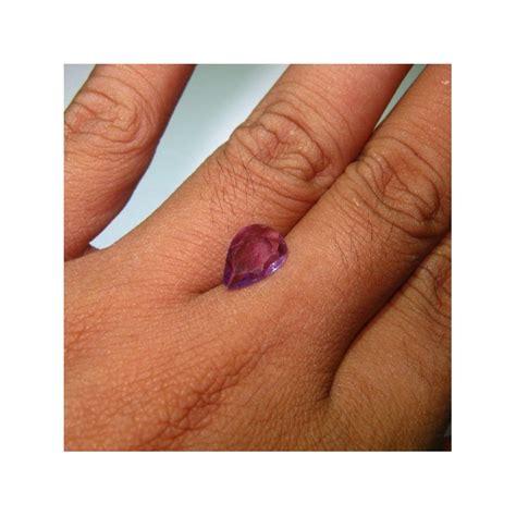 Batu Kecubung Es Air batu kecubung tetes air warna ungu medium berat 2 00 carat
