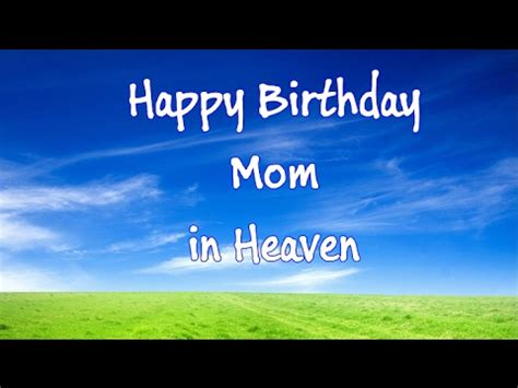 happy birthday mom mp3 download heaven s birthday from youtube free mp3 music download