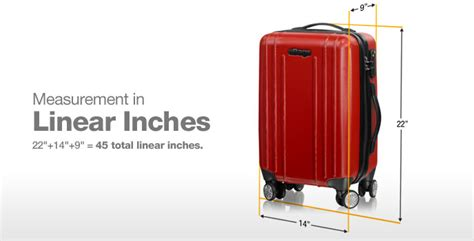 cabin baggage measurements size it and weight it before you to the airport by