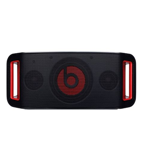 Speaker Bluetooth Beats By Dre beats by dr dre bluetooth portable speaker black buy beats by dr dre bluetooth