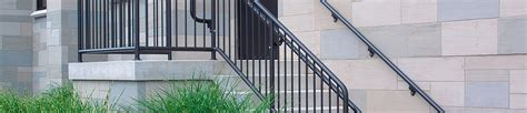 Aluminum Railing Systems Aluminum Railing Handrail Systems Architect Builder