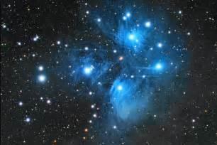 Subaru Constellation The Pleiades Or 7 M 45 Astrophotography