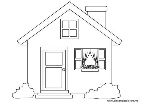 disegno casa casa da colorare disegni da colorare