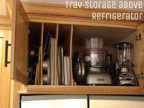 above refrigerator storage pots and pans storage archives home stores