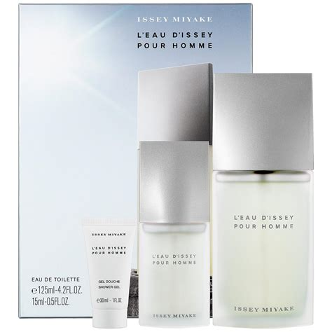 issey miyake l eau d issey pour homme gift set questions