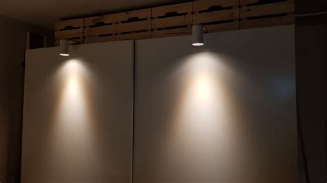 wardrobe light for pax ikea hackers