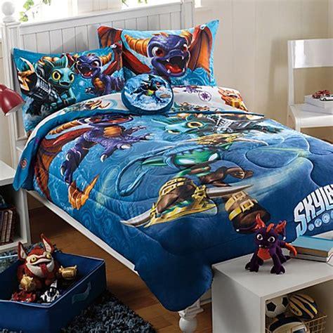 skylander bedding skylander fantasy battle bedding set bed bath beyond