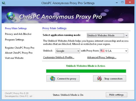 download the unblock websites proxy program unblock chrispc free anonymous proxy software free download