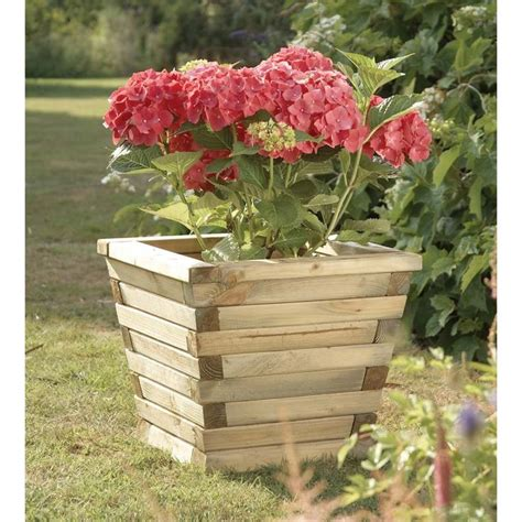 Wooden Garden Planters Ideas Best 25 Wooden Garden Planters Ideas On Diy Wood Planter Box Wooden Flower Boxes