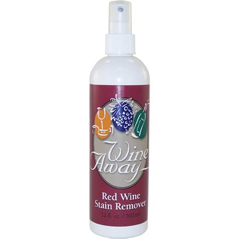 Wine Stain Removal by Wine Stain Remover 12 Ounce In Household Cleaning