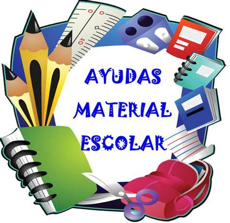 ayudas para libros y material escolar ayuntamiento de el 29 de marzo fecha l 237 mite de solicitud de ayudas para
