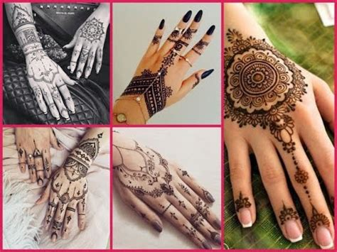 henna tattoo ideas diy 20 new diy ideas henna mehndi designs for