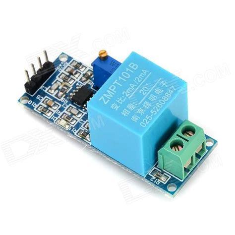 Ac Phase Module single phase ac voltage sensor module blue free shipping dealextreme