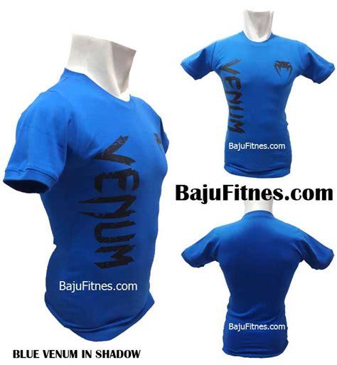 Baju Kaos Venum Blue 089506541896 tri beli pakaian gympriakeren baju olahraga