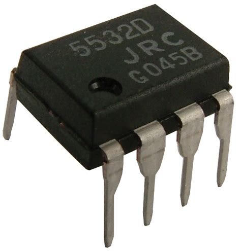 op integrated circuit integrated circuit ne5532 low noise dual op antique electronic supply