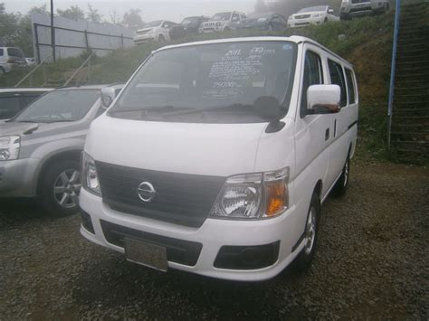 nissan caravan 2011 2011 nissan caravan photos 3 0 diesel automatic for sale