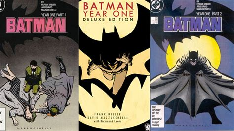 batman year two 30th anniversary deluxe edition books photos batman year one book review