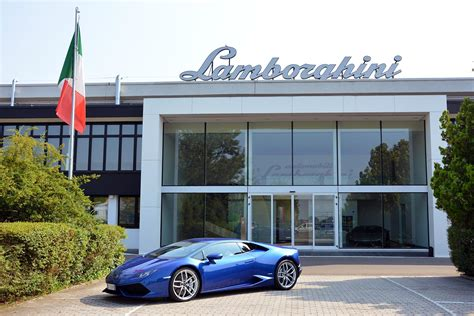 lamborghini factory how lamborghini are made factory tour pics prod