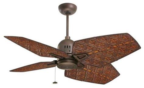 52 quot rubbed bronze nedmac outdoor ceiling fan w aged