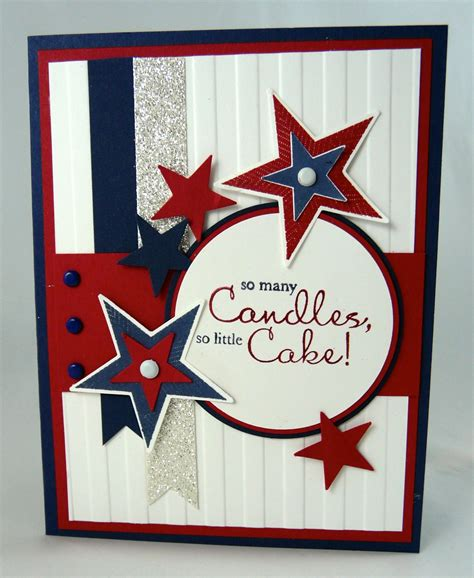 Happy Birthday 4th July Cards Patriotic I Sted That