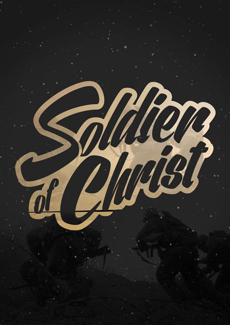 soldiers of christ soldier of christ by janmil000 on deviantart