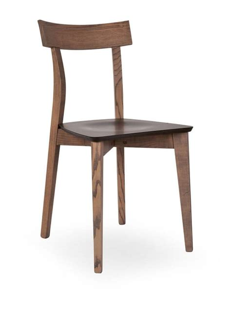 sedie ristoranti sedia in legno di faggio per ristoranti e bar idfdesign