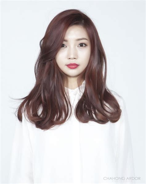 long hair perm korean for women 긴머리 바디펌이나 긴머리 글램펌의 경우 페미닌한 룩에만 잘 어울리는 경향이 있었는데요 볼드펌의 경우