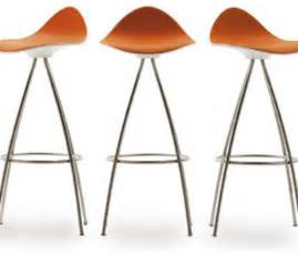 Designer Kitchen Bar Stools Onda Swivel Bar Stool Contemporary Bar Stools And