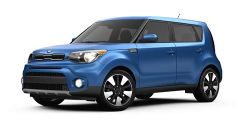 kia soul options 2018 kia soul exterior paint color and interior fabric options