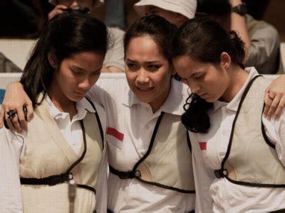 film layar lebar indonesia maju kena mundur kena tiga srikandi maju terus sai anak panah terakhir