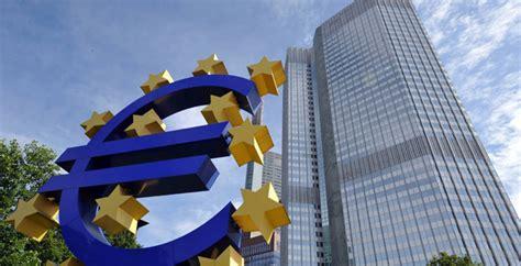 banca europa bce piano per rilanciare il credito alla pmi