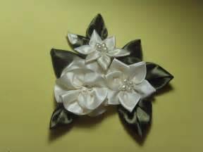 ribbon flowers satin ribbon flowers 4evercrafting