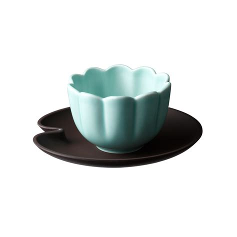 Set Lotus lotus dessert set jia touch of modern