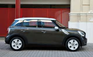 2011 Mini Cooper Countryman Car And Driver
