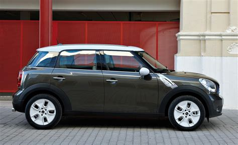 mini cooper countryman car and driver car and driver