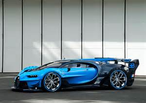 Bugatti Races Real World Bugatti Vgt Side View Ps3 Race Car Concept